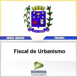 Apostila Silva Jardim RJ 2017 Fiscal de Urbanismo