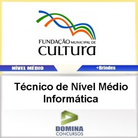 Apostila FMC BH 2017 Técnico Nível Médio Informática