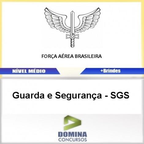 Apostila FAB Tráfico Aéreo 2017 Guarda Segurança SGS