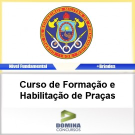 Apostila CBM PE 2017 Curso Formação Habilitação Praças