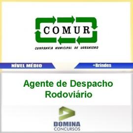 Apostila COMUR RS 2017 Agente de Despacho Rodoviário