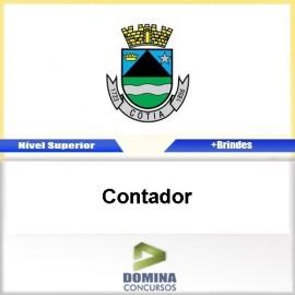 Apostila Concurso Cotia SP 2017 Contador
