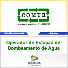 Apostila COMUR RS 2017 Operador Bombeamento Água