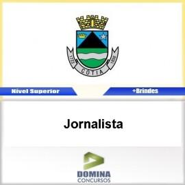 Apostila Concurso Cotia SP 2017 Jornalista
