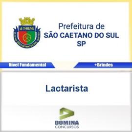 Apostila São Caetano do Sul SP 2017 Lactarista