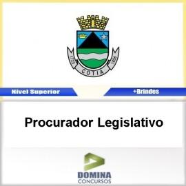 Apostila Concurso Cotia SP 2017 Procurador Legislativo