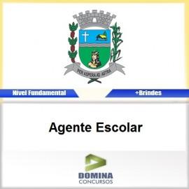 Apostila Concurso Cajuru SP 2017 Agente Escolar