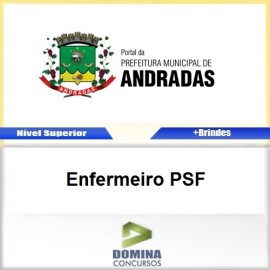 Apostila Andradas MG 2017 Enfermeiro PSF