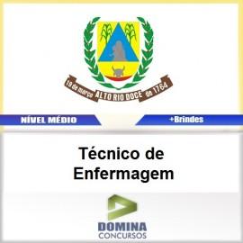 Apostila Alto Rio Doce 2017 Técnico de Enfermagem