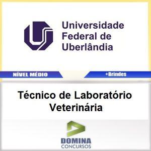 Apostila UFU MG 2017 TEC Laboratório Veterinária