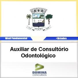 Apostila Prado BA 2017 AUX de Consultório Odontológico