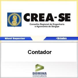 Apostila Concurso CREA SE 2017 Contador