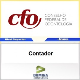 Apostila Concurso CFO 2017 Contador Download