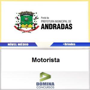 Apostila Andradas MG 2017 Motorista Download