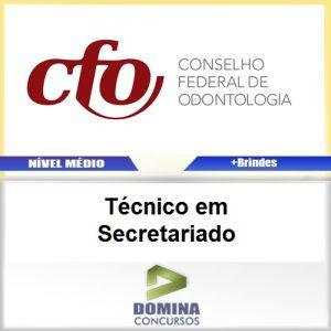 Apostila Concurso CFO 2017 Técnico em Secretariado