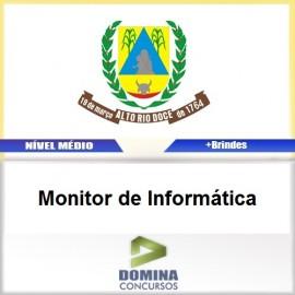 Apostila Alto Rio Doce 2017 Monitor de Informática