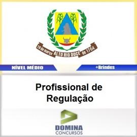 Apostila Alto Rio Doce 2017 Profissional de Regulação