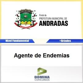 Apostila Andradas MG 2017 Agente de Endemias
