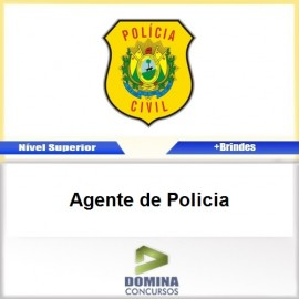 Apostila Concurso PC AC 2017 Agente de Policia