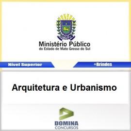 Apostila MP MS 2017 Arquitetura e Urbanismo