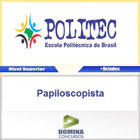 Apostila Politec MT 2017 Papiloscopista Download PDF