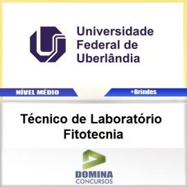 Apostila UFU MG 2017 Técnico de Laboratório Fitotecnia