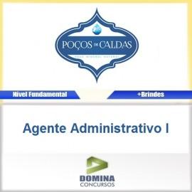 Apostila Águas Minerais Poço Caldas AGT Administrativo I