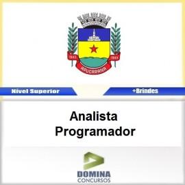 Apostila Apucarana PR 2017 Analista Programador