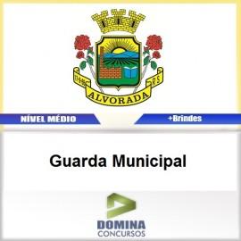 Apostila Alvorada RS 2017 Guarda Municipal PDF