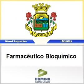 Apostila Alvorada RS 2017 Farmacêutico Bioquímico