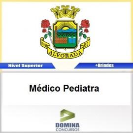 Apostila Alvorada RS 2017 Médico Pediatra PDF