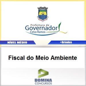 Apostila Celso Ramos SC 2017 Fiscal do Meio Ambiente