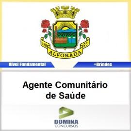 Apostila Alvorada RS 2017 Agente Comunitário de Saúde