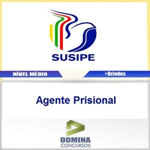 Apostila SUSIPE PA 2017 Agente Prisional PDF