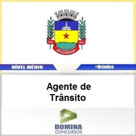 Apostila Apucarana PR 2017 Agente de Trânsito
