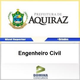 Apostila Aquiraz CE 2017 Engenheiro Civil