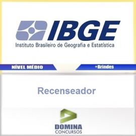Apostila Concurso IBGE 2017 Recenseador Download