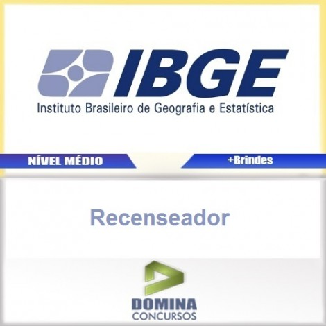 Apostila Concurso IBGE 2017 Recenseador Download
