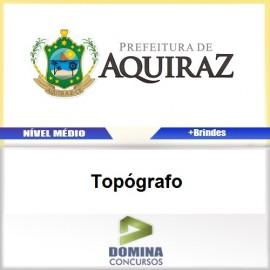 Apostila Aquiraz CE 2017 Topógrafo Download