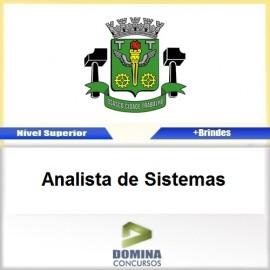 Apostila Concurso Osasco SP 2017 Analista de Sistemas