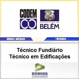 Apostila CODEM 2017 TEC Fundiário TEC em Edificações