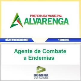 Apostila Alvarenga MG 2017 AGT Combate Endemias