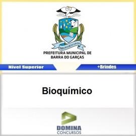 Apostila Barra do Garças 2017 Bioquímico