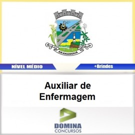Apostila Araranguá SC 2017 Auxiliar de Enfermagem