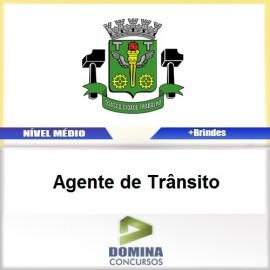 Apostila Concurso Osasco SP 2017 Agente de Trânsito