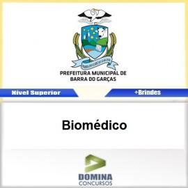 Apostila Barra do Garças 2017 Biomédico PDF