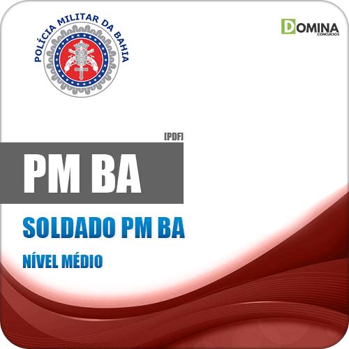 Apostila PM BA 2017 Soldado PM BA Download