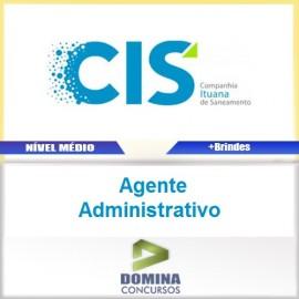 Apostila CIS 2017 Agente Administrativo Download