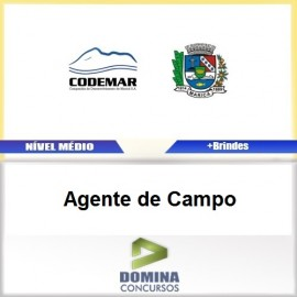 Apostila Concurso CODEMAR RJ 2017 Agente de Campo
