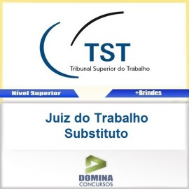 Apostila TST 2017 Juiz do Trabalho Substituto PDF